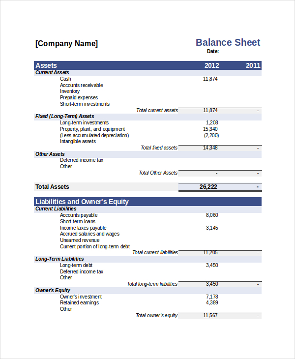 Free bank statement templates 10 balance excel word for Credit card statement template excel