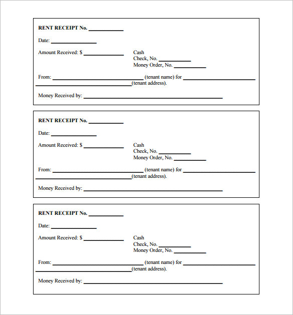 free receipt templates - 12  restaurant service word samples