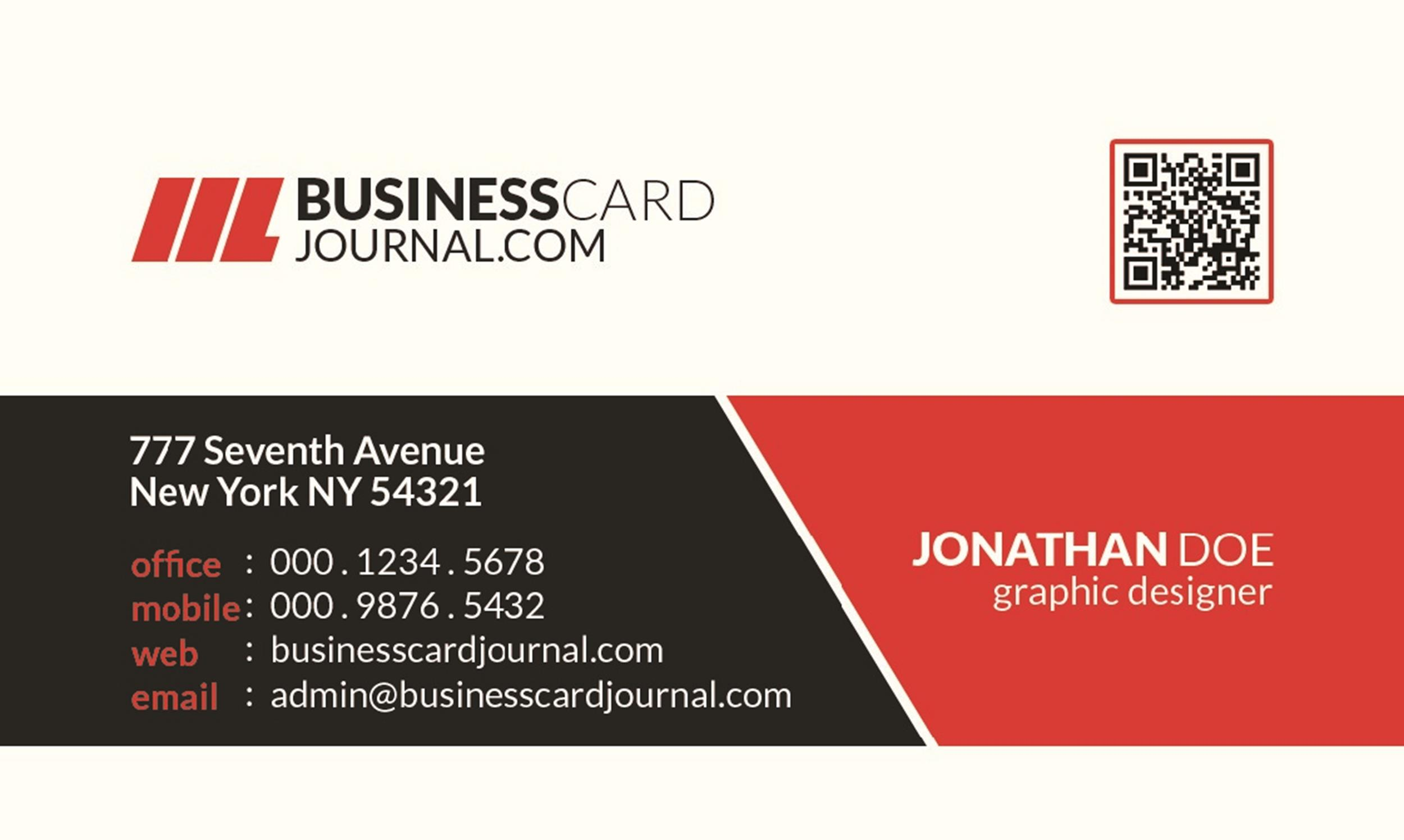 free blank business card templates in pdf word format