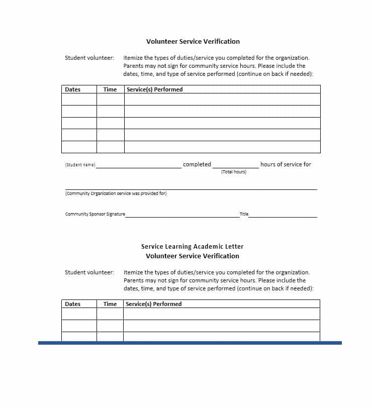 community service template community service letter template template section 6565